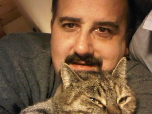 Io e la mia gatta Lady